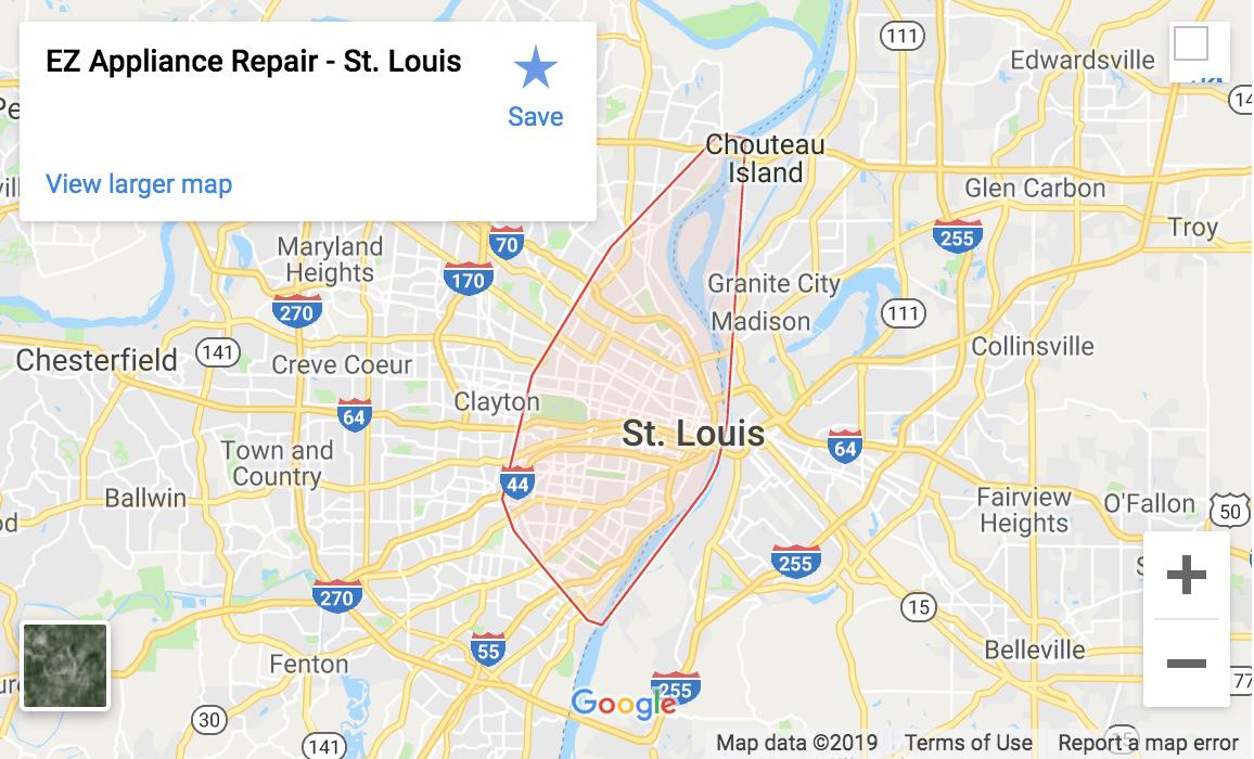 Appliance Repair St Louis Mo 314 293 6699 Ez